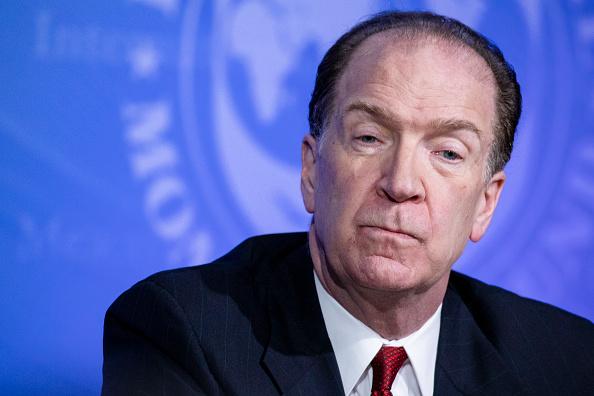 IMF和世行呼吁为穷国减免债务