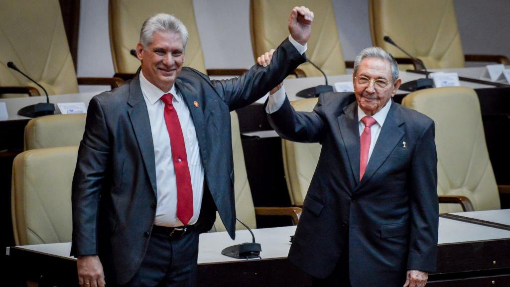 古巴告別卡斯特羅時代